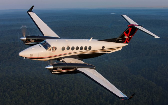 Fusion-equipped Beechcraft King Air models certified in Brazil