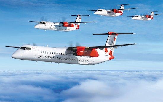 Future for the Dash 8 Aircraft Program