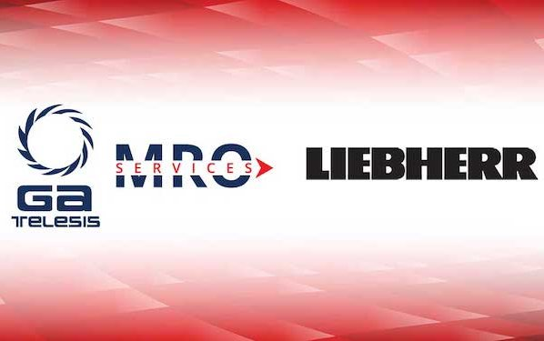 GA Telesis MRO Services Group E-Jet support and services agreement with Liebherr-Aerospace