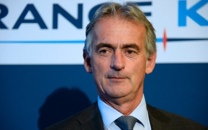 Gagey to be replaced soon as Air France chief: newspaper