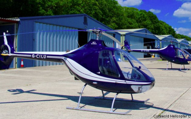 Gama Aviation joint venture with Cotswold Helicopter Centre.