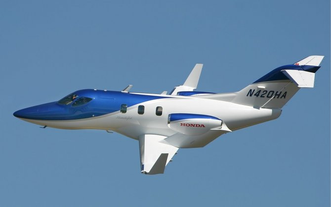 Gama Aviation secures Jersey 'premiere' of new HondaJet for client event