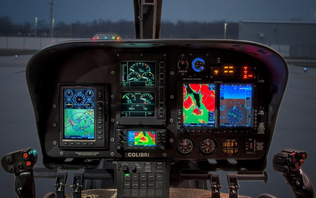 Gama Aviation's design team launches Garmin G500H STC