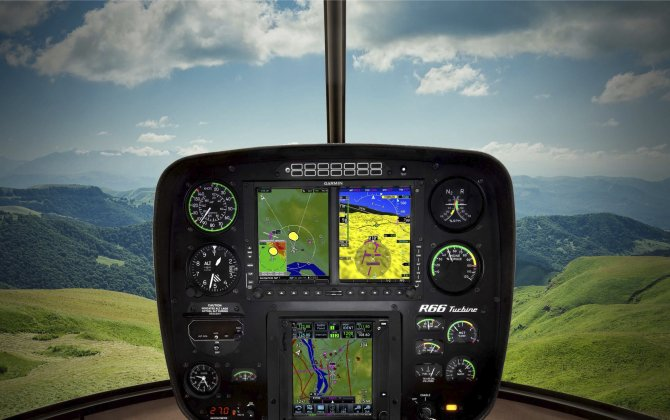 Garmin Adds GTN650/750 Helicopter Features
