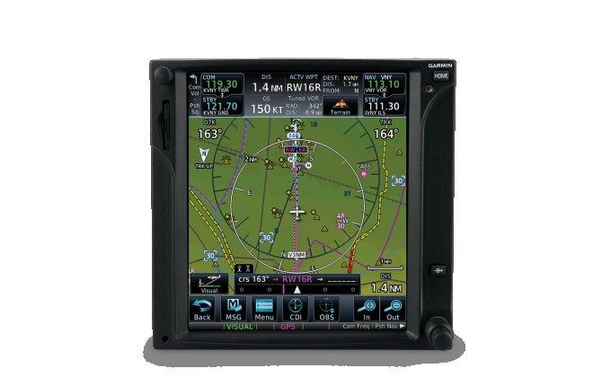 Garmin announces availability of visual approach guidance for the GTN 650/750