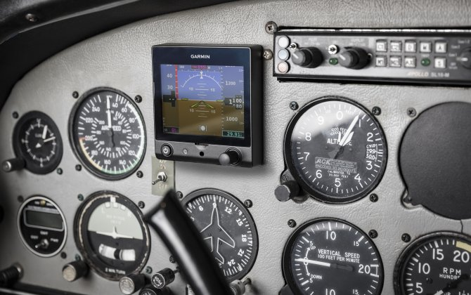Garmin announces EASA approval of G5 electronic flight instrument for certificated aircraft in Europe
