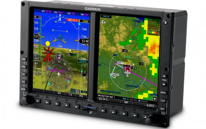 Garmin® announces new enhancements to the G500/G600 glass flight displays