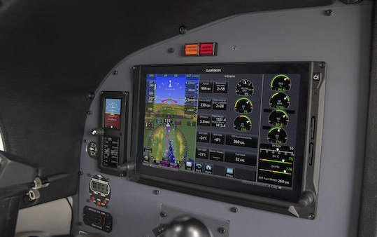 Garmin announces turbine engine monitoring and analysis with G600 TXi and G500 TXi