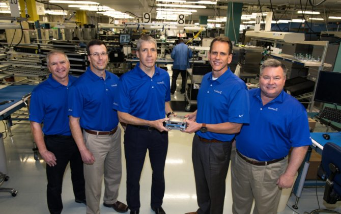 Garmin® celebrates a milestone in aviation, delivers one-millionth certified product