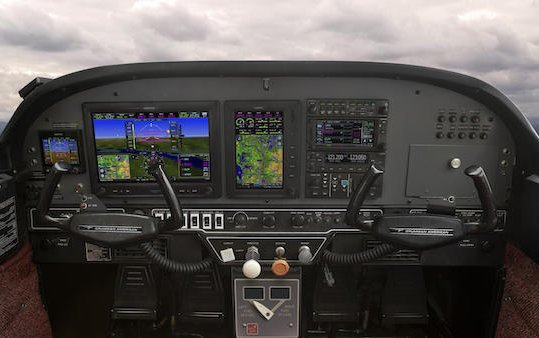 Garmin ® certifies G3X Touch for single-engine piston aircraft