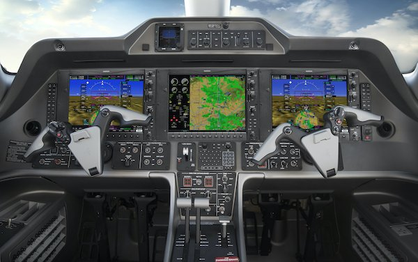 Garmin G1000 NXi upgrade available for the Embraer Phenom 100