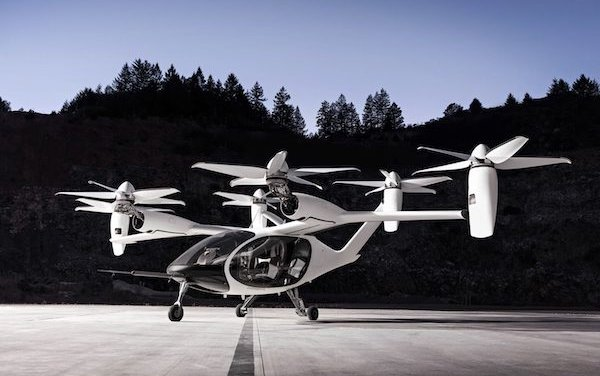 Garmin G3000 integrated flight deck selected by Joby Aviation for revolutionary eVTOL aircraft