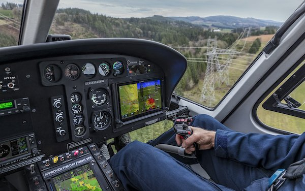 Garmin®  G500H TXi flight displays now certified