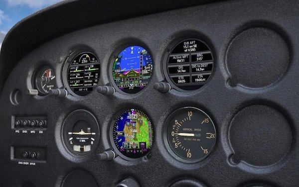 Garmin GI 275 electronic flight instrument is EASA approved