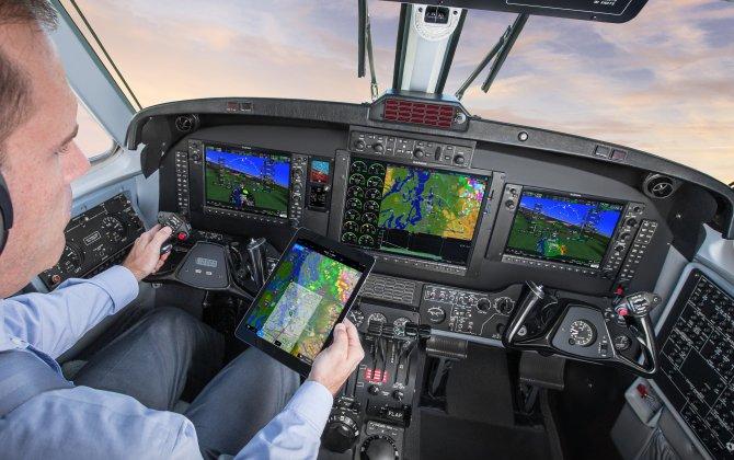 Garmin introduces G1000® NXi, the next generation integrated flight deck
