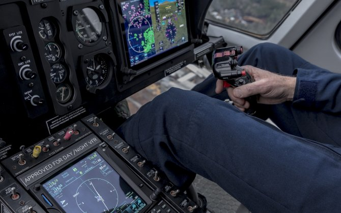 Garmin introduces revolutionary GFC 600H helicopter flight control system