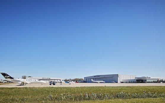 Gary Jet Center becomes Cirrus Aircraft authorized service center