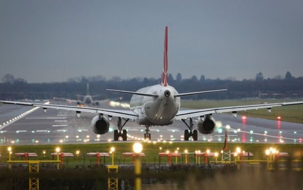 Gatwick Airport runway closed 'as surface breaks up'