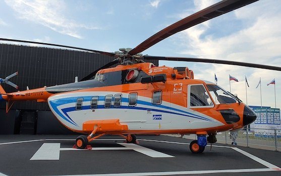 Gazprom and Russian Helicopters signed a cooperation agreement to supply the first Russian offshore helicopters