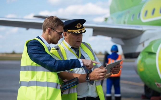 Gazprom Neft and S7 Airlines become the first companies in Russia to move to blockchain technology in aviation refuelling