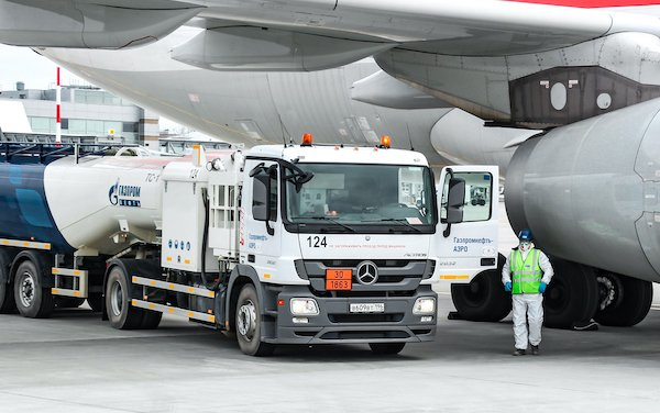 Gazprom Neft increases sales of aviation fuels in Q1 2020
