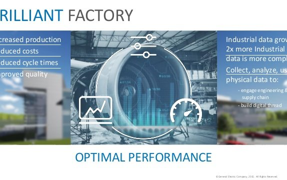 GE Aviation Opens New Brilliant Factory