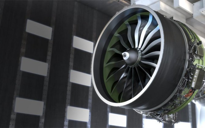 GE begins testing first full GE9X engine