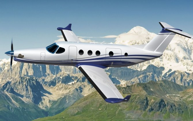 GE Is Developing a 3D-Printed Turboprop for the New Cessna Denali