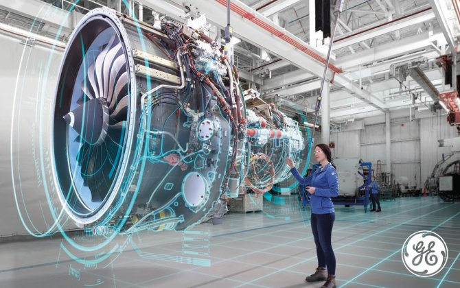 GE provides aerospace technology to capture data in the toughest industrial applications