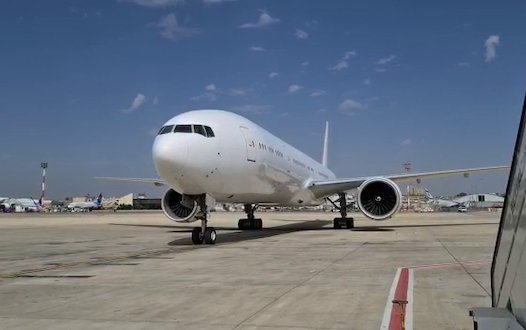 GECAS delivers prototype for 777-300ERSF passenger-to-freighter conversion