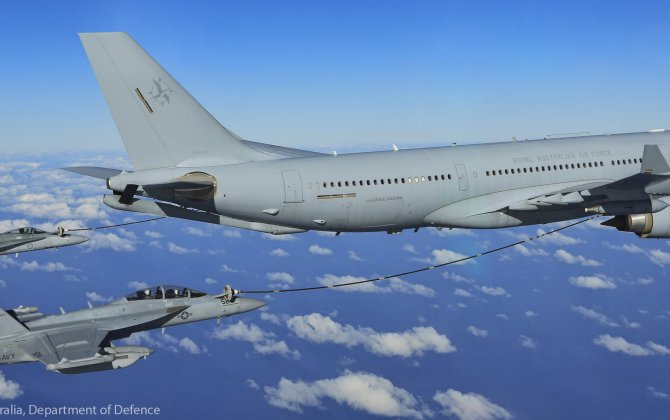 Germany and Norway place firm order for fleet of five NATO-owned Airbus A330 MRTT tankers