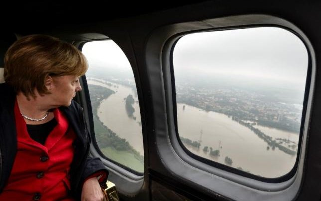 Germany grounds Merkel's helicopter after fatal Norway crash