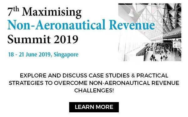 Get ready for 7th Maximising Non-Aeronautical Revenue Summit