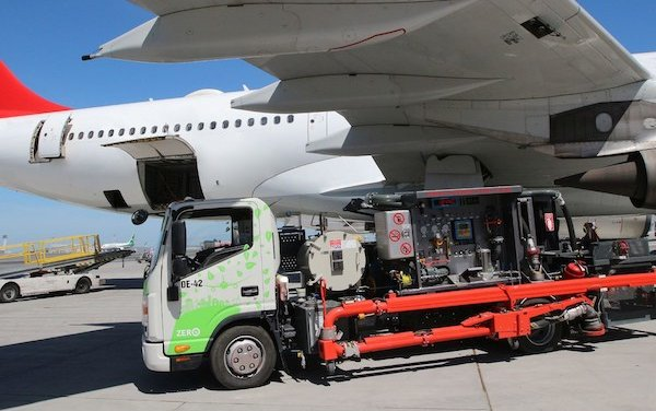 Getac helps Istanbul Airport to optimizes Aircraft Turnaround Times with Automated Refueling Solution