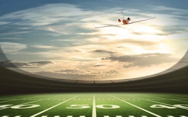 "Getting ready for the ""Big Game"" - Air Partner Ultra-Premium packages"