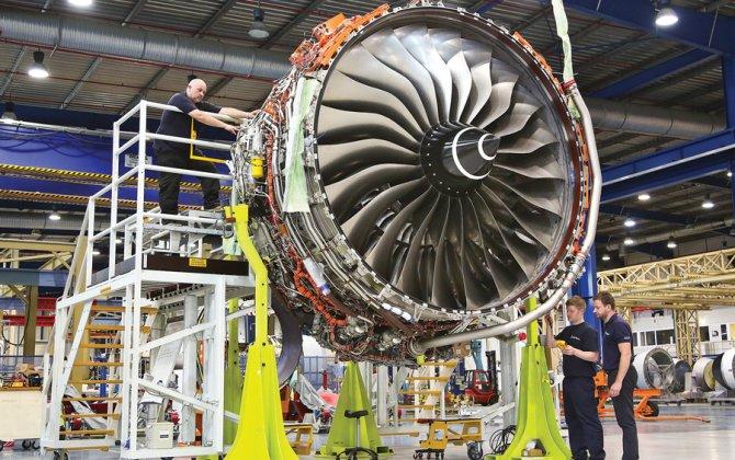 GKN Aerospace and Rolls-Royce extend USD multi million agreement on Trent XWB