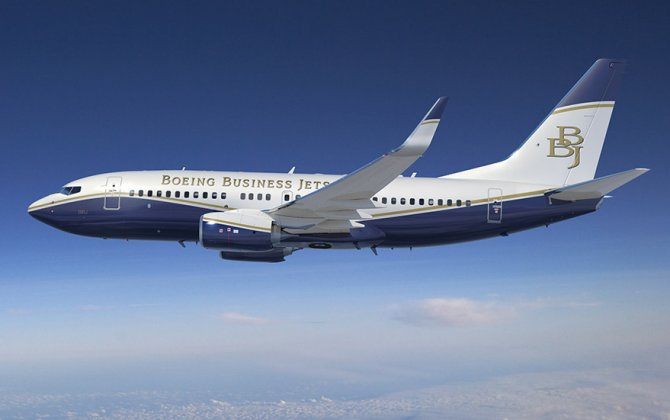 GKN and Boeing Business Jets sign contract for completion of the 737 Boeing Business Jet for the Dutch government