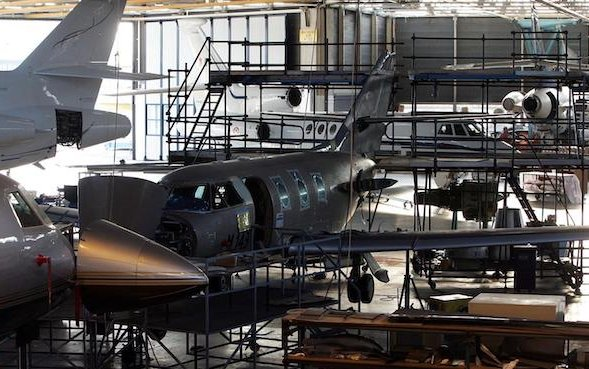 Global Jet Services selected by Dassault for Classic Falcon Technical Training