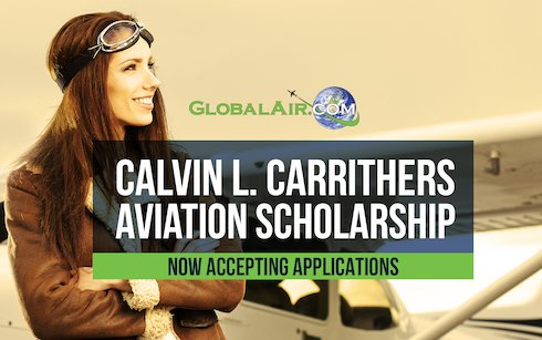 GlobalAir annual Student Scholarship open for enrollment