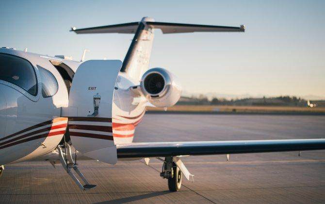 GlobeAir enjoys strong growth as European private jet market downsizes