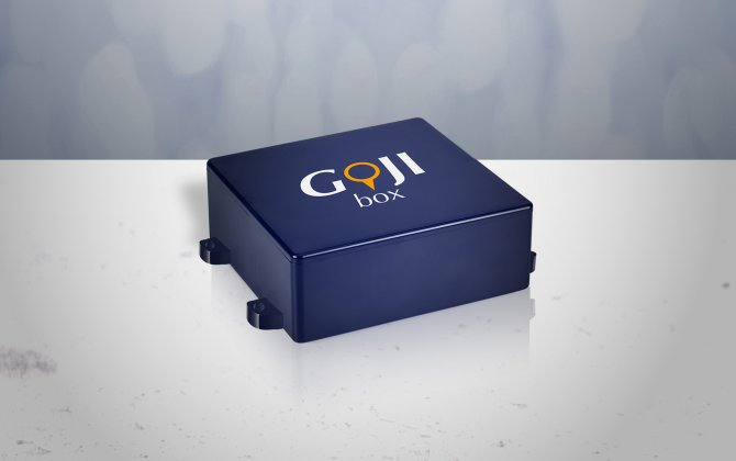 GojiBox makes its debut at EBACE