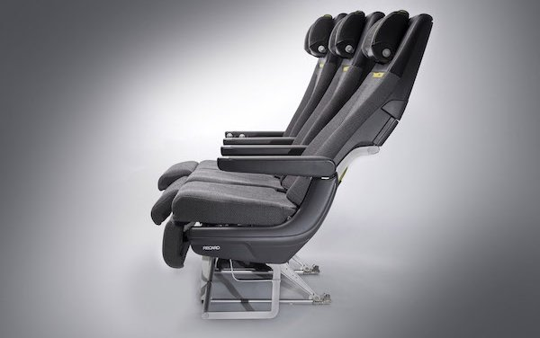 Gold German Design Awards goes to Recaro Aircraft Seating for CL3710 seat