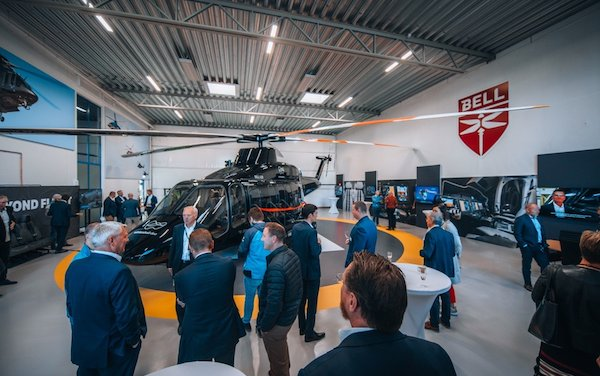 Grand Opening of 525 Experience Center in Norway