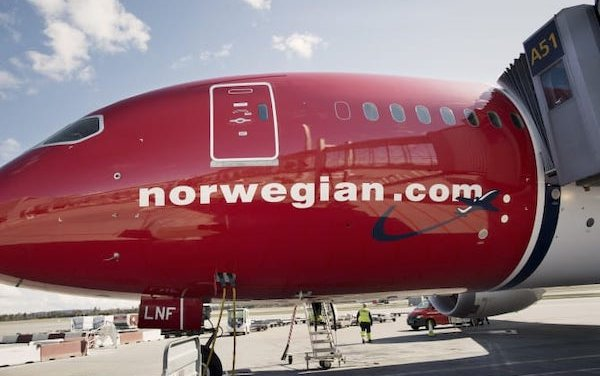 Great 2019 for Norwegian -  higher unit revenue, better on-time performance and lower CO2-emissions