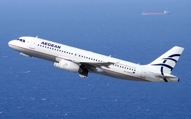 Greece's Aegean Airlines widens first quarter loss, sales rise