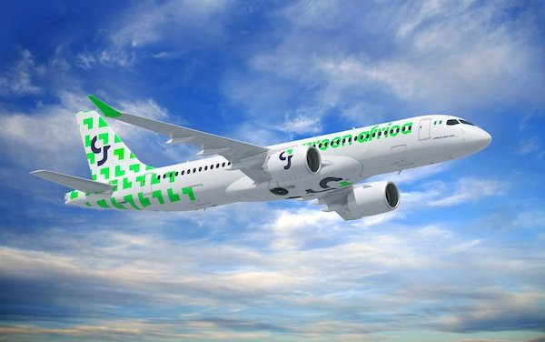 Green Africa signed an MoU for 50 Airbus A220s