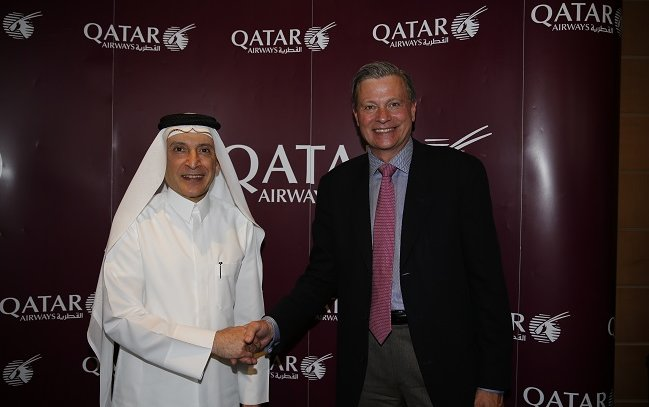 Qatar moves forward with global connectivity with GX Aviation