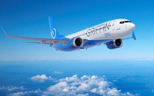 Griffin Global Asset Management orders five Boeing 737-8 jets