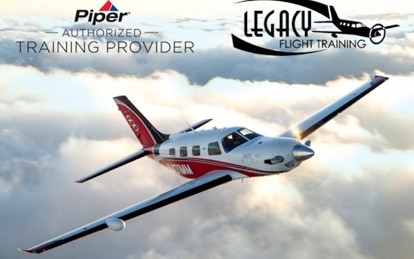 Ground Portion of Recurrent Training Now Available Online with Legacy Flight Training