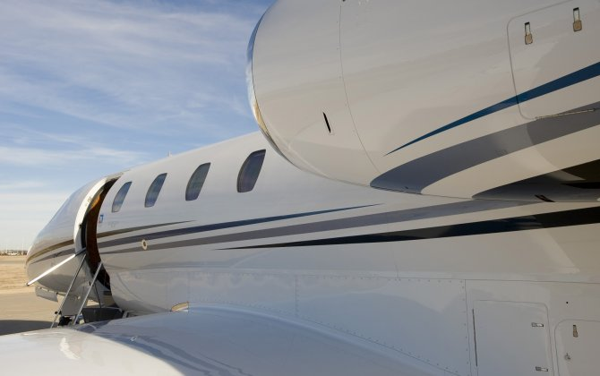 Gulf Private Jet Users Fly Most To London